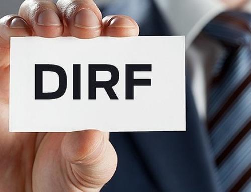 DIRF 2017 – Receita publica regras